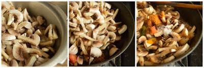 mushroom masala recipe5