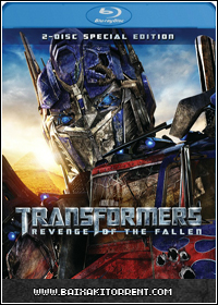 Capa Baixar Filme Transformers 2 Dublado   HD   Torrent Baixaki Download