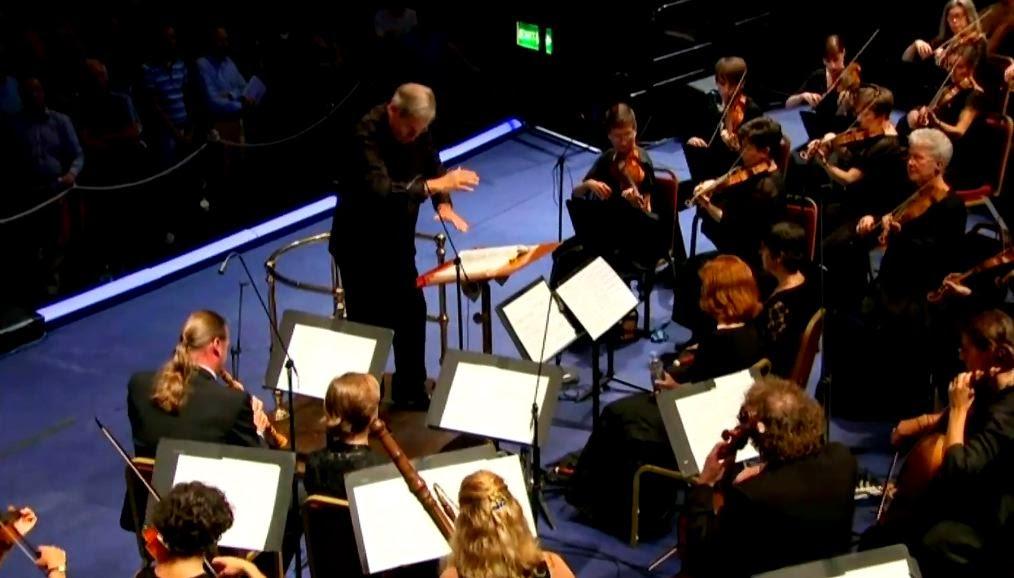 Gardiner Bach : Faces of classical music johann sebastian bach easter oratorio