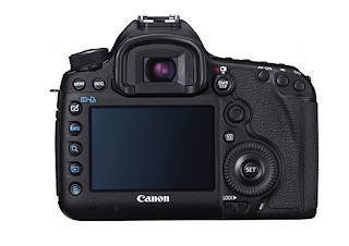 Canon 5D Mark lll front