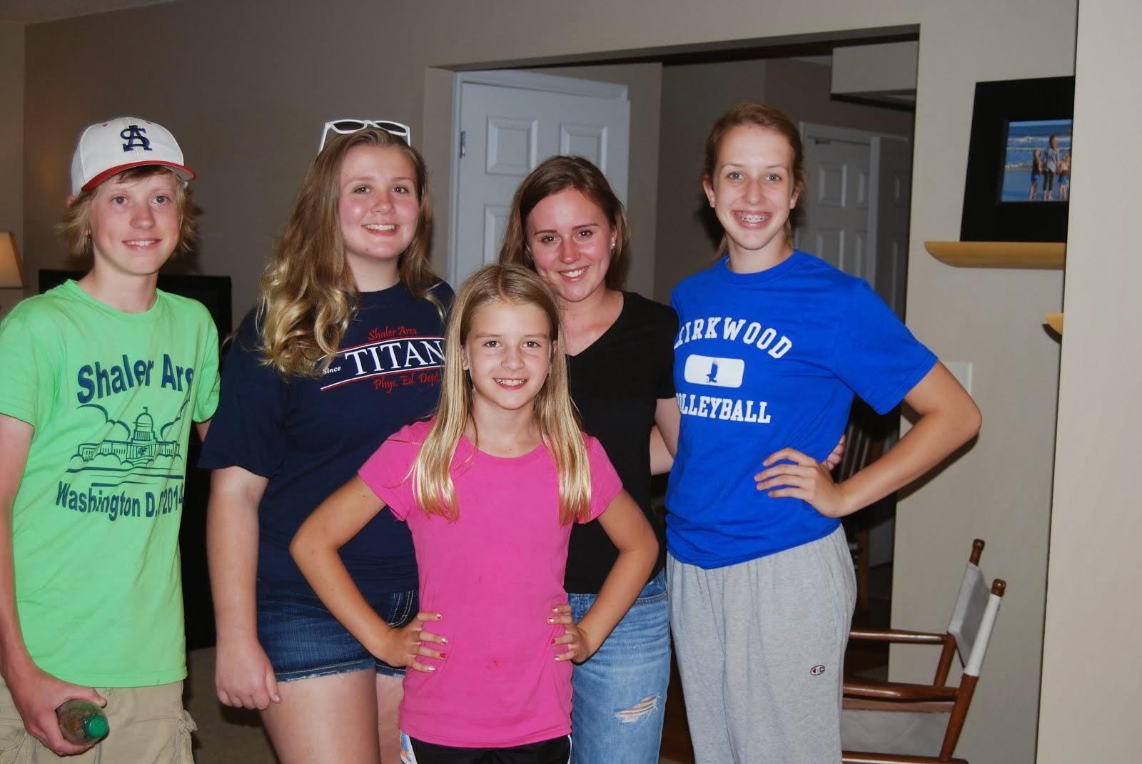 Iowa Cousins