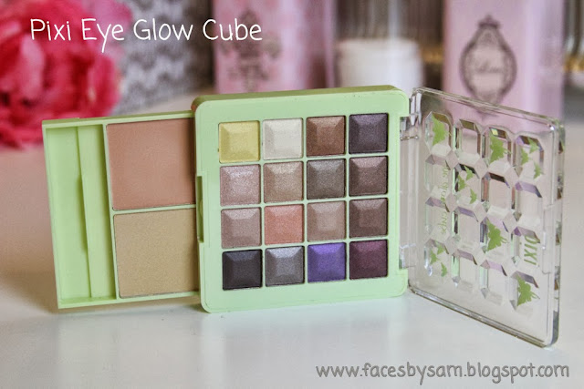 Pixi Beauty Eye Glow Cube Eyeshadows