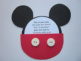 Craft Ideas Party Favors on Someday Crafts  Mickey Mouse Party Ideas Favors And Printables