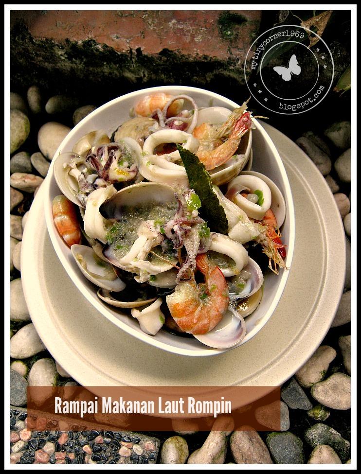 Mytinycorner Rampai Makanan Laut Rompin