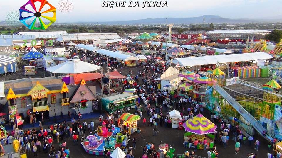 Feria san juan del río 2014 programa