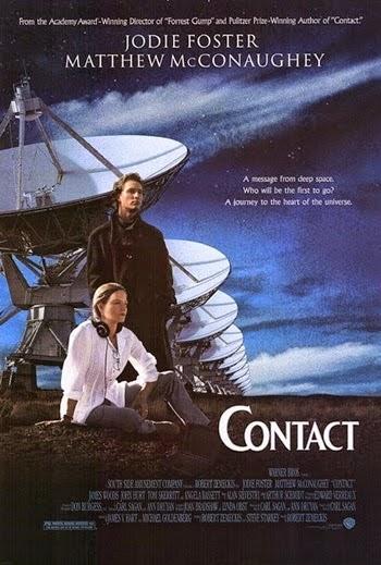 Ver Contact (Contacto) (1997) Online