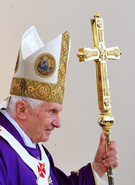Benedict XVI in Mexico