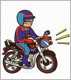 Tips Berkendara Motor yang Aman | Catatan Harian Irfan