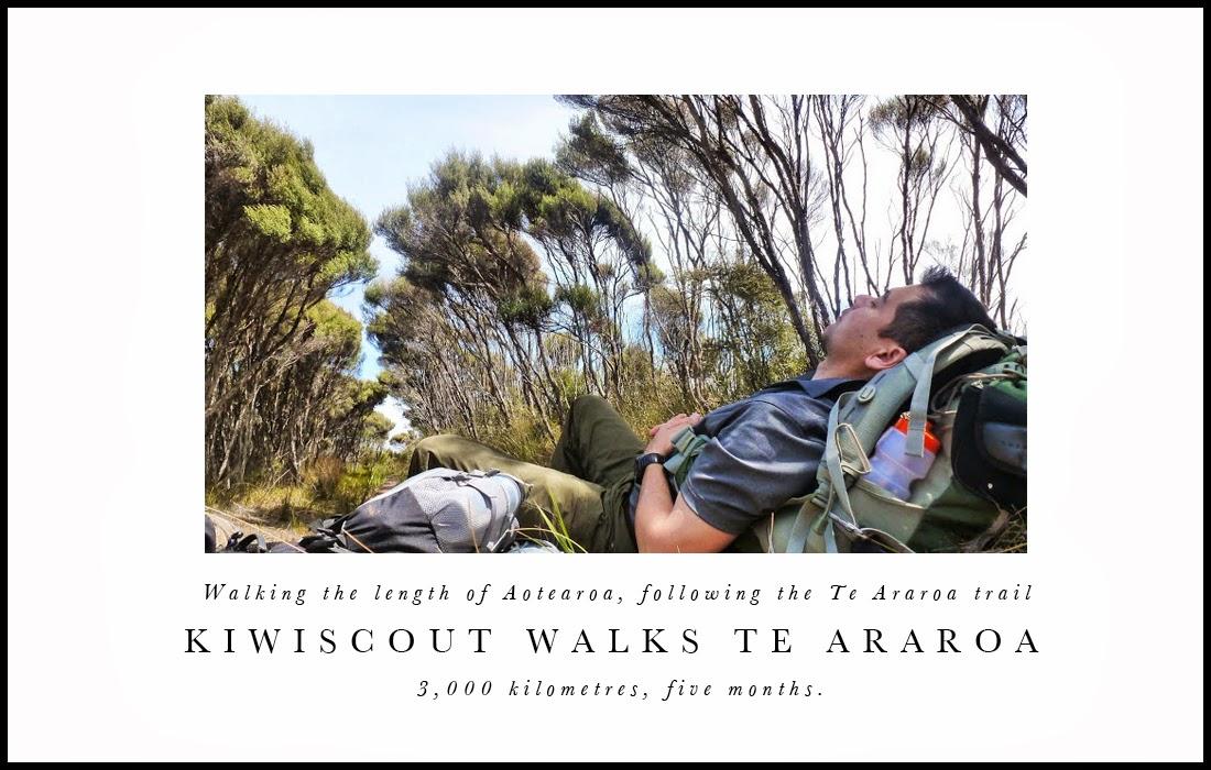 Kiwiscout Walks Aotearoa