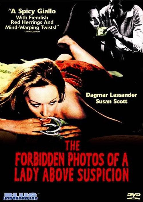 Forbidden Photos of a Lady Above Suspicion (1970)