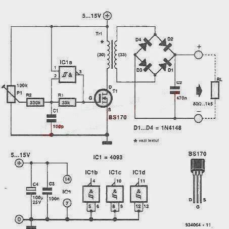Converter Circuit Diagram