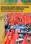 KKE - Colección sobre temas actuales del movimiento comunista