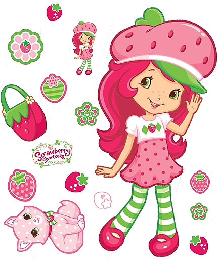 Strawberry Shortcake Cartoon 2012 strawberry shortcake — recipes ...