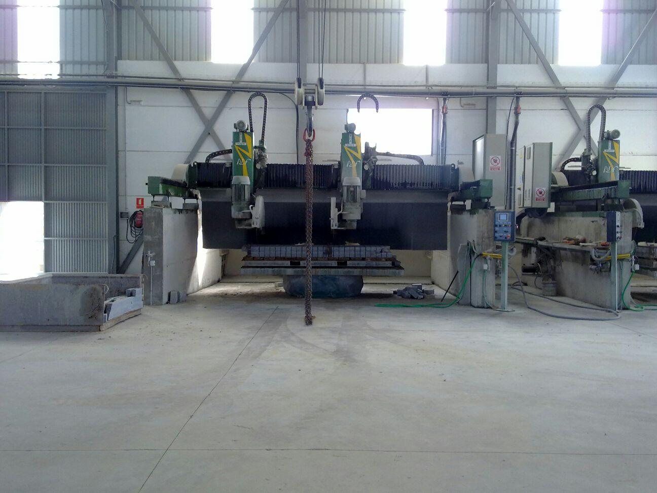 Fábrica de Granito
