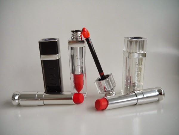 Dior Addict lipsticks in Pandore