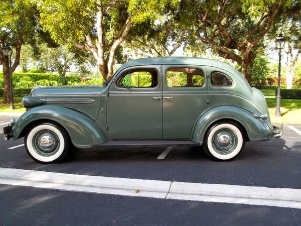 Car Truck Craigslist >> American Classic, 1937 Plymouth P4 DeLuxe Series | Auto Restorationice