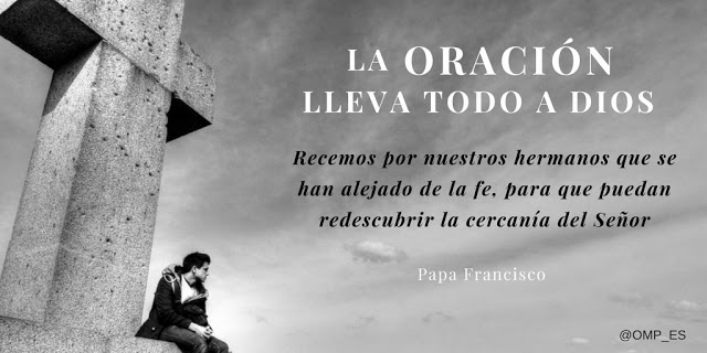 INTENCION DEL PAPA PARA JULIO
