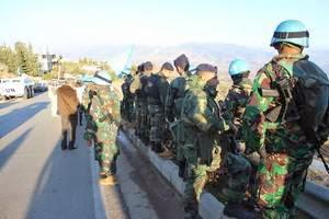 Satgas Indobatt cegah kontak tembak Lebanon-Israel