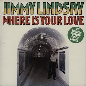 JIMMY LINDSAY MIX 12´´ VINYL AMARELO