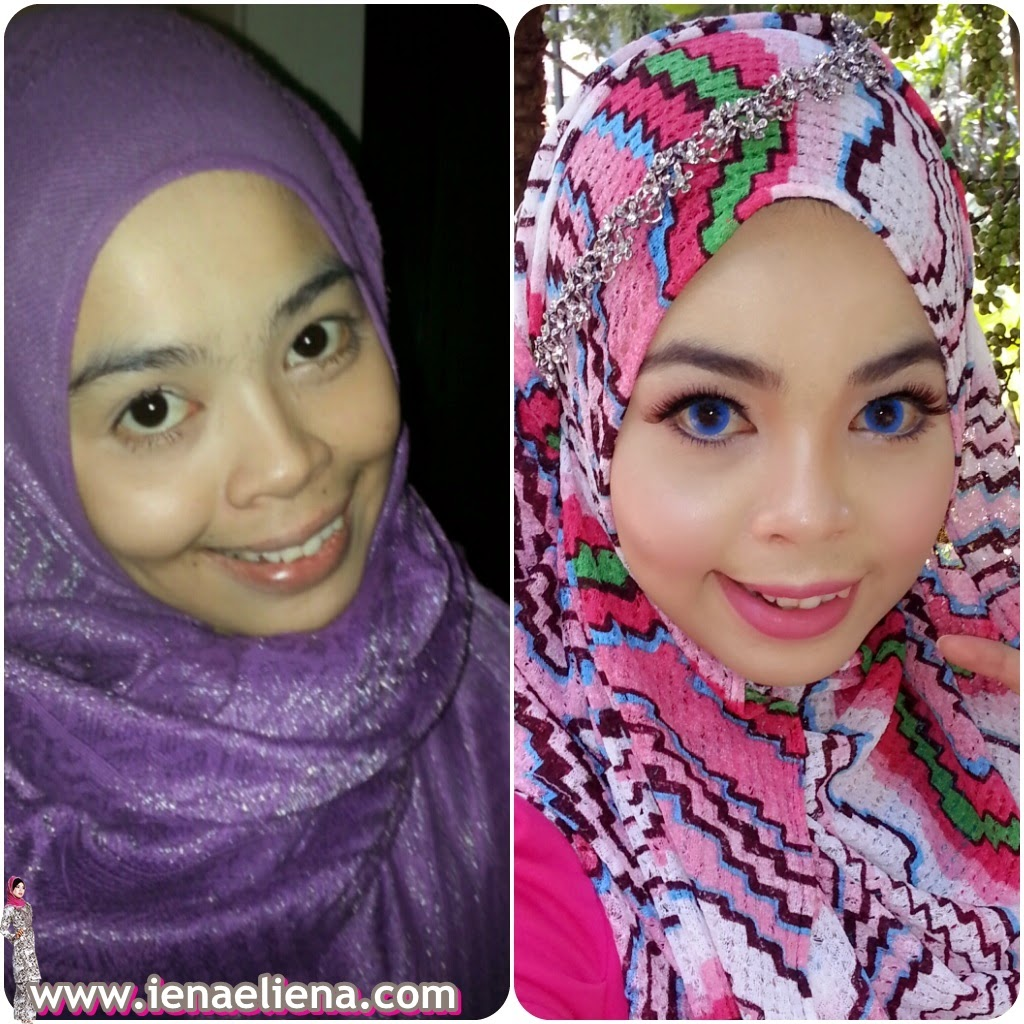 photoshoot-muslimah model- make up by cik iena