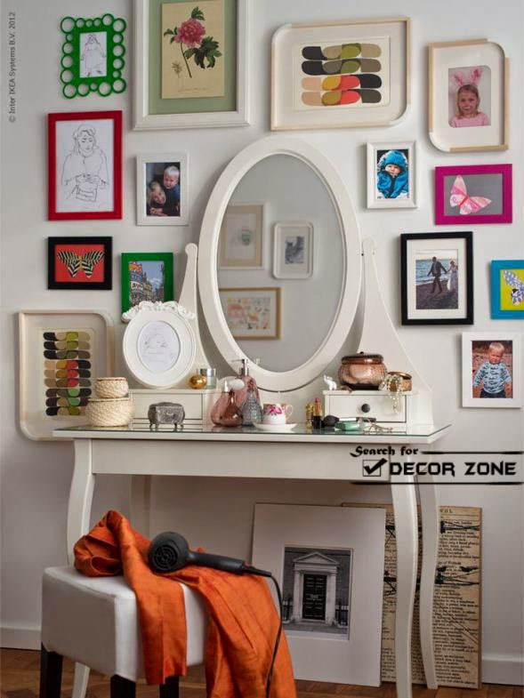 20 mirrored dressing table designs and decorating ideas | Dolf Krüger