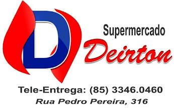 DEIRTON - O MAIOR E MELHOR SUPERMERCADO DE ITAPAJÉ