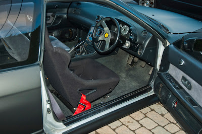 Nissan Skyline Interior Racing