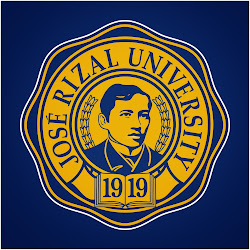 José Rizal University Seal