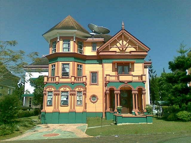 sewa villa di kota bunga puncak