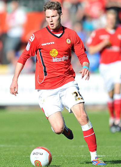 Nick Powell at Crewe Alexandra