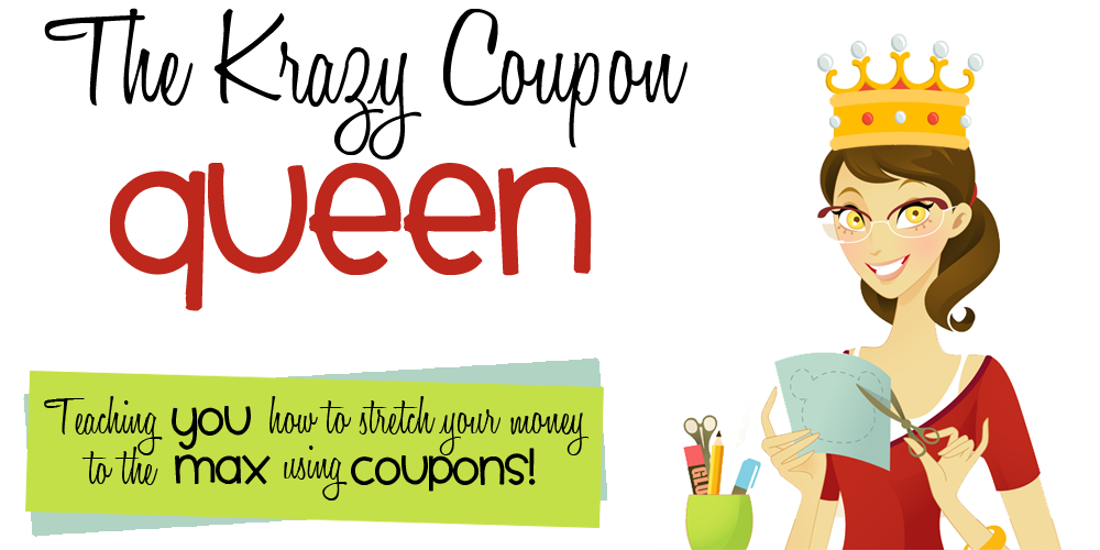 The Krazy Coupon Queen