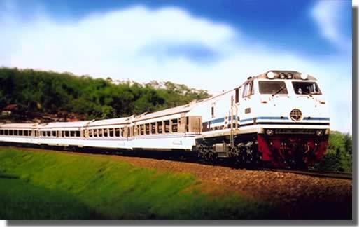 Kereta API Thomas