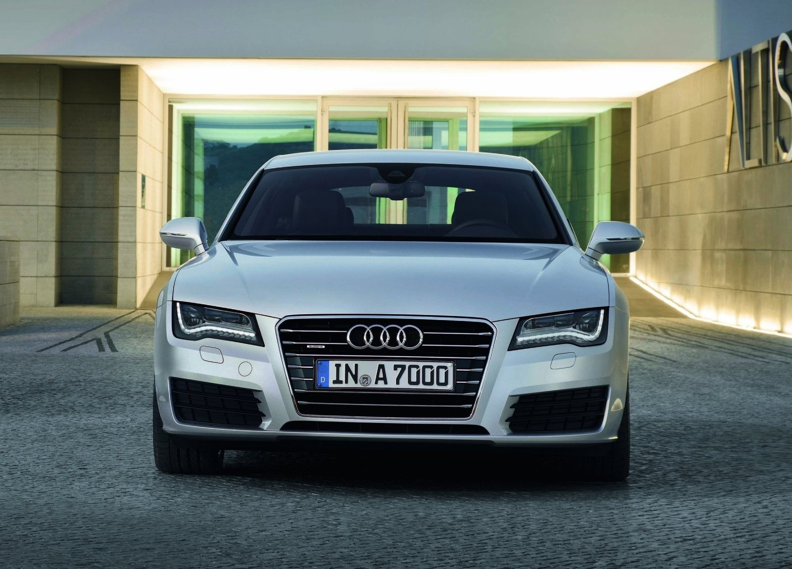 Audi A7 Sportback Hd Wallpapers The World Of Audi