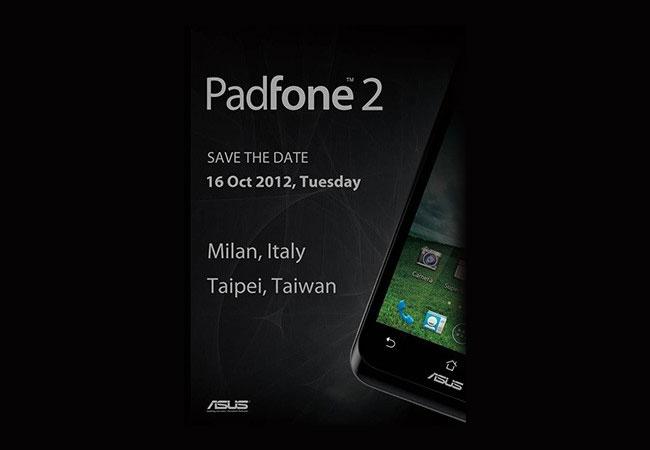 Asus PadFone 2 Phablet Terbaru