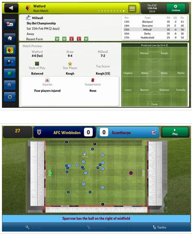 Football Manager Handheld 2015 v6.2.1 Apk [No Root]
