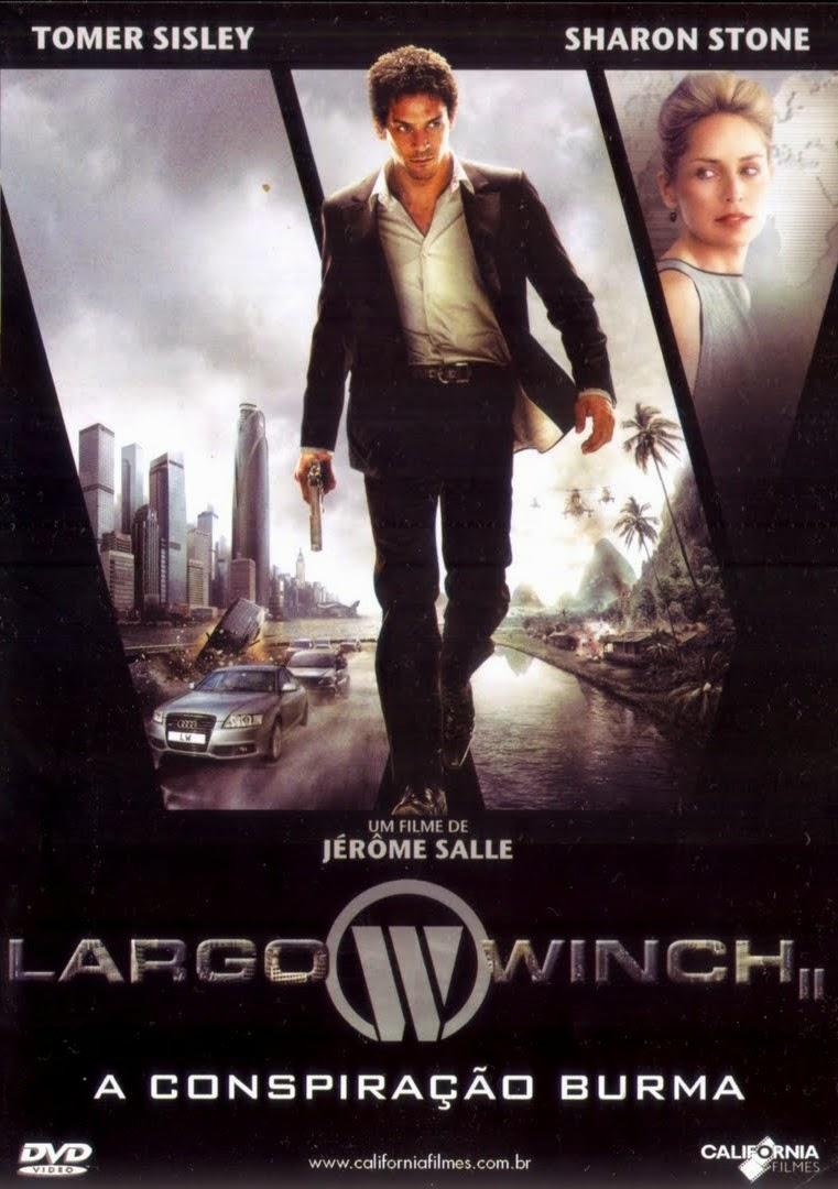 Largo Winch 2: A Conspiração Burma – Dublado (2011)