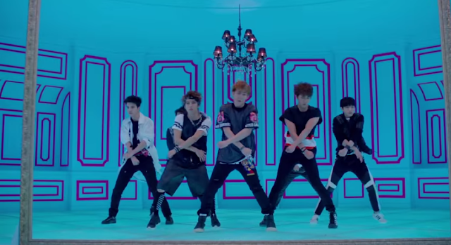 Infinite Bad Sync Dance