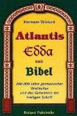 Atlantis  Edda und Bibel