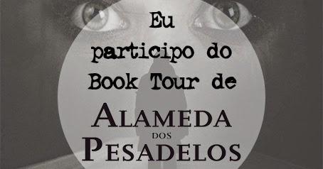 Fábrica dos Convites: Book Tour Alameda dos Pesadelos
