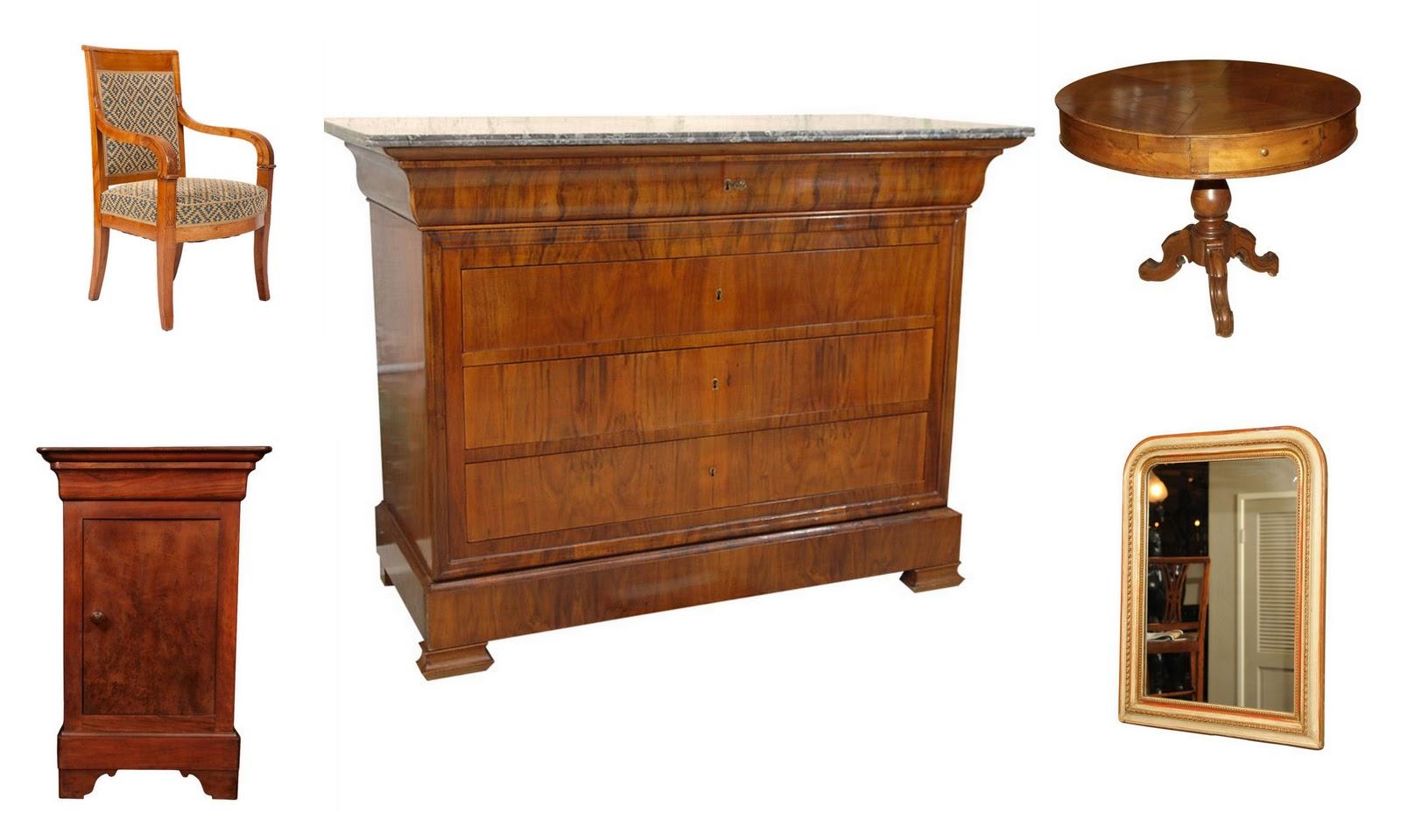 affordable vintage modern furniture