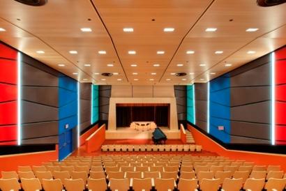 acustica arquitectonica salon de actos