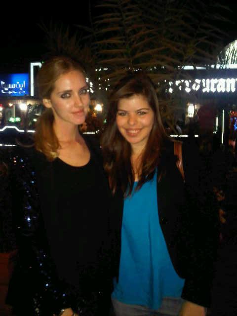 I Met Chiara Ferragni ♥