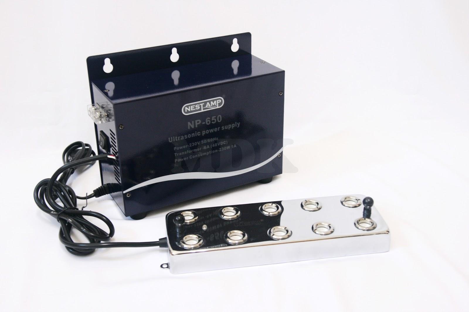 HD06 NEST AMP ULTRASONIC MIST MAKER M 0103  #232630