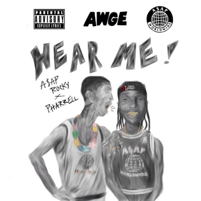 "A$AP ROCKY ""Hear Me"" (feat. Pharrell)"