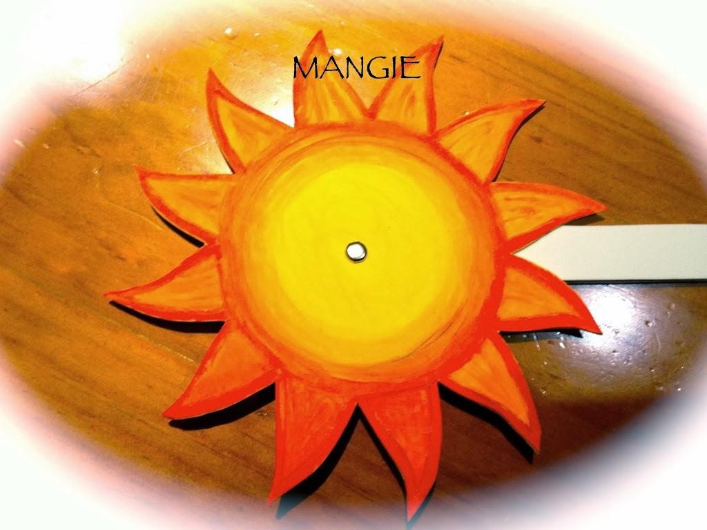 Detalle del Sol