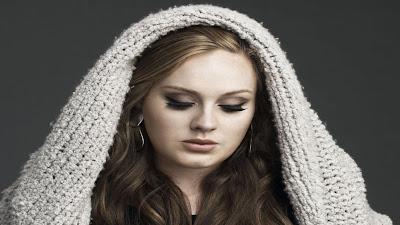 HQ Beautiful Adele - Widescreen Wallpapers