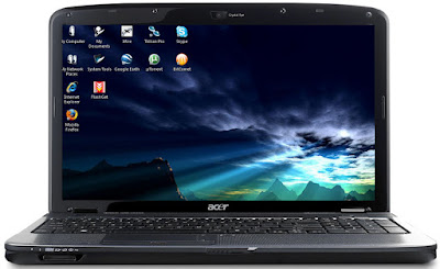 New Acer Aspire 5738 / 15.6 inch Notebook PC