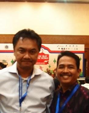 Bersama Duta Besar RI untuk Amerika Serikat Bp Dinno Pattijalal