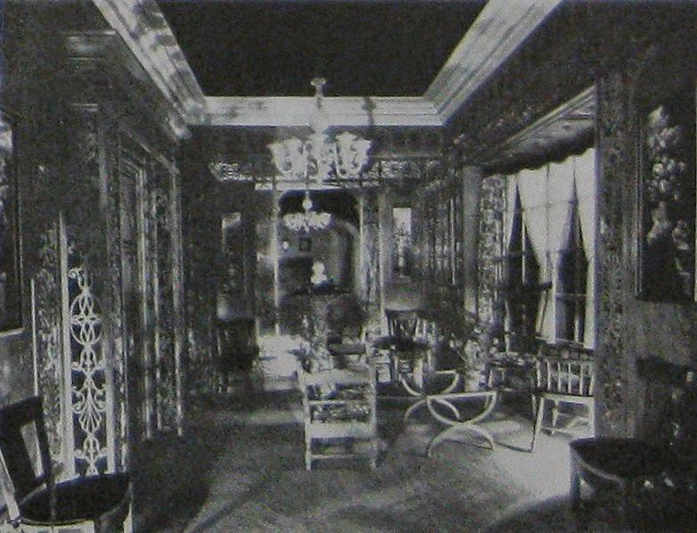 Ebanistería y tapicería de Vicente Llopis Calle Caballeros 2