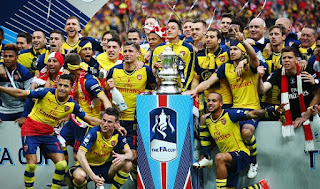 FA Cup Final - Arsenal player ratings against Aston Villa